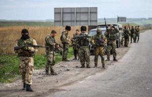 2014.04.24 - самооборона Славянска