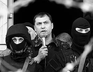 2014.04.25 - Валерий Болотов, Луганск