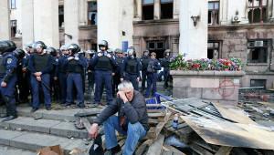 2015.05.04 - Одесса, Дом профсоюзов