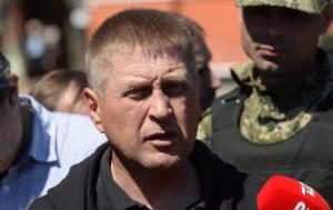 2014.05.10 - мэр Славянска Пономарёв