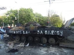 2014.05.10 - Мариуполь