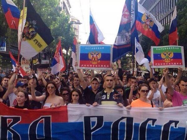 2014.05.10 - Сербия