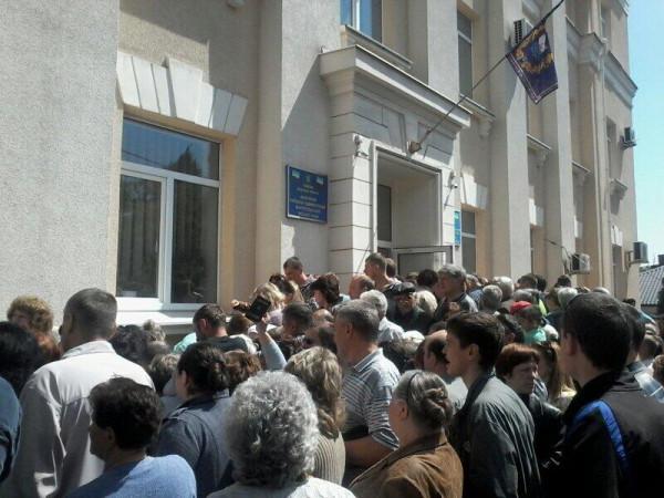 2014.05.11 - Мариуполь, референдум 2