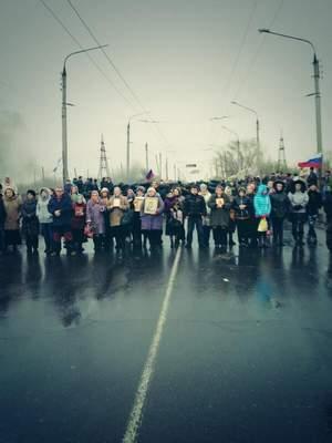 2014.05.16 - Славянск