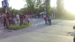 2014.05.19 - Краматорск, остановка