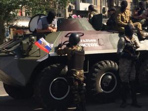 2014.05.20 - Ополченцы