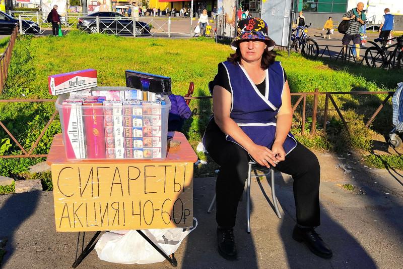 Санкт-Петербург - Москва: найди 10 отличий