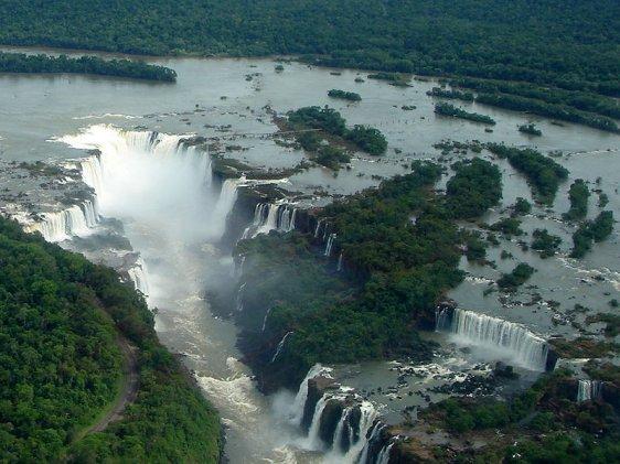 aerial-view-of-iguazu-falls