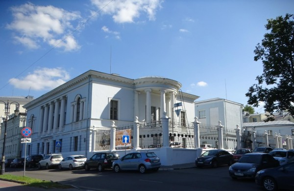 Художественный музей в Нижнем Новгороде - роскошь и шедевры -