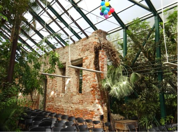 Субтропическая оранжерея в Аптекарском - одна из старейших в Москве