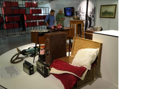 Выставка Фамильные ценности - взгляд на дом и семью сквозь века