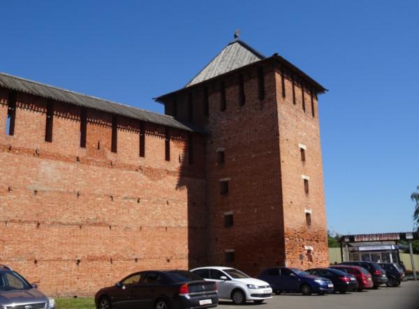 Кремль в Коломне - история под открытым небом