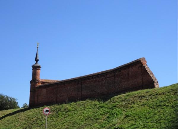 Кремль в Коломне - история под открытым небом подмосковье