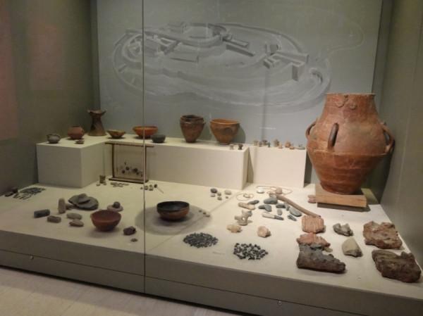 Археологический музей в Афинах -