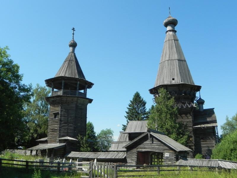 Гимрека (Гиморецкий погост), Подпорожский район Ленобласти.