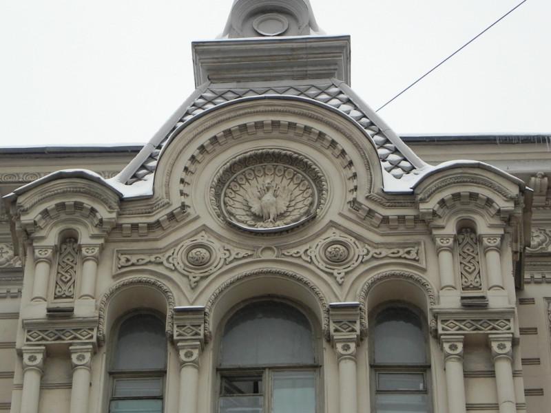 Санкт-Петербург, ул. Пестеля, д. 14/ Литейный пр., д. 21. 1877/1798 гг.