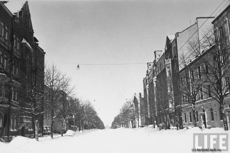 Ленинградский пр., 1940.jpg