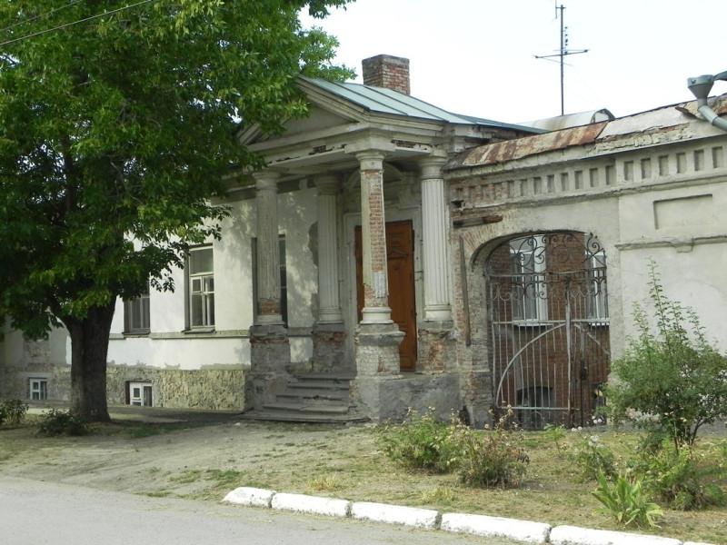 Таганрог, ул. Шмидта, д. 10. 1810-1820-е гг.