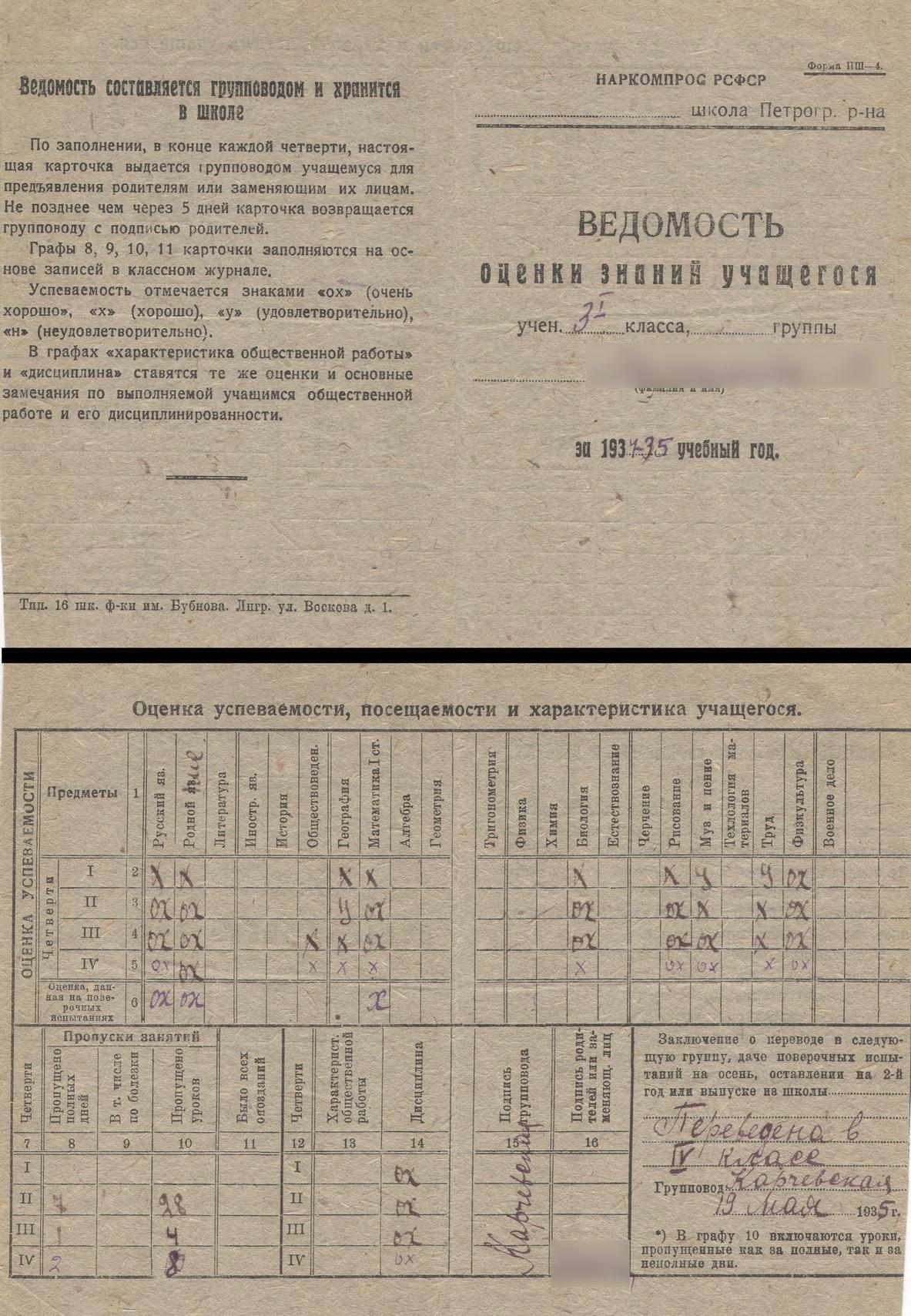 Tabel - 1934-35 - 3 klass_resize