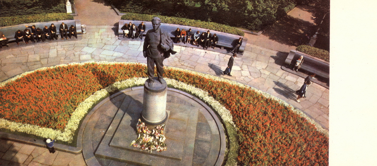 Kazan - Pamyatnik studentu Ulyanovu_resize