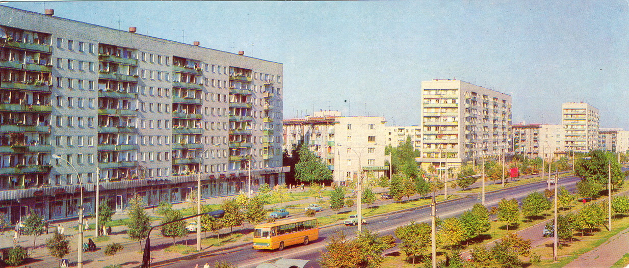 Kharkov - Ulitsa Bayrona_resize