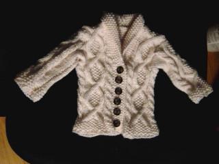 Knitty.com's Trellis