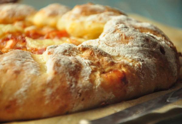 лук пирог 3
