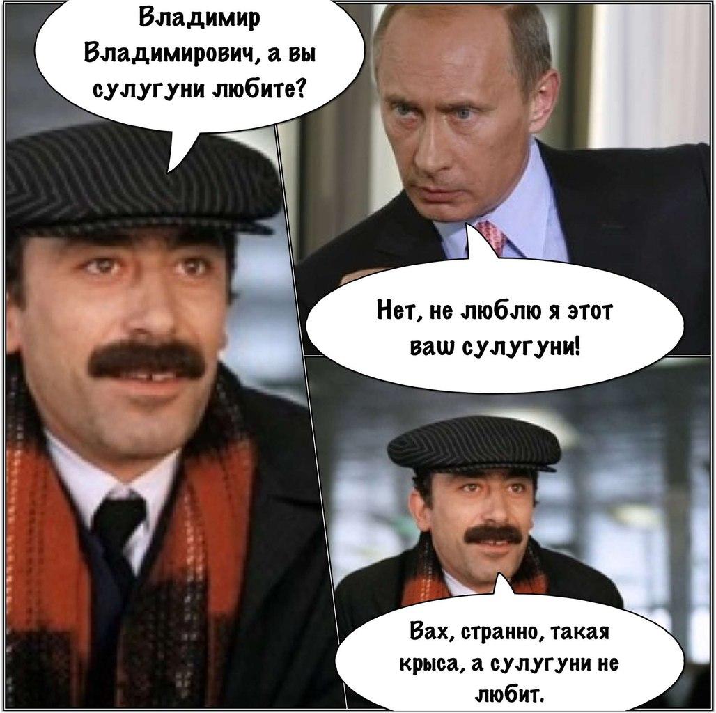 Россия никому не угрожает и не намерена ввязываться в интриги и конфликты, - Путин - Цензор.НЕТ 844