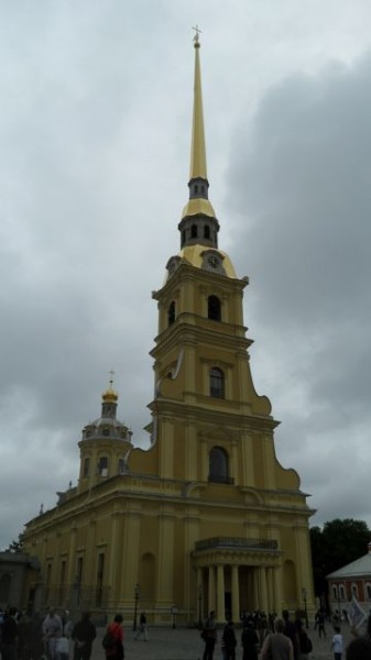 2 peter paul fortress