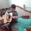 Игорь с гитарой