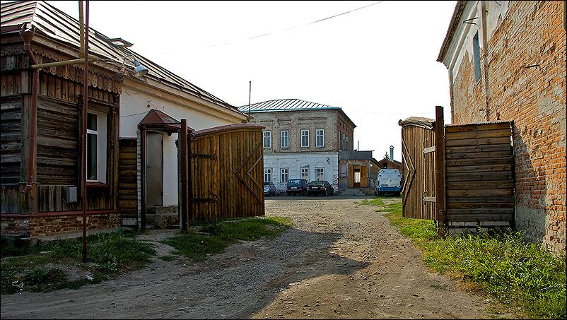 Орловщина, Болхов.