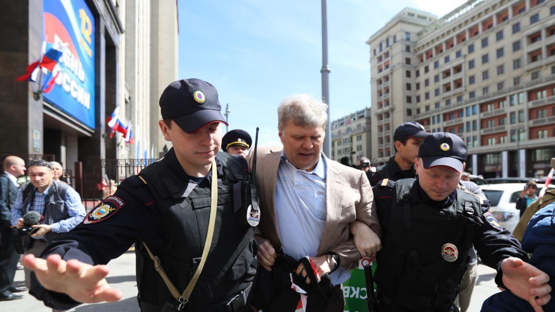 Сергей Митрохин «Яблоко»