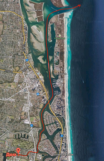 kayak_route