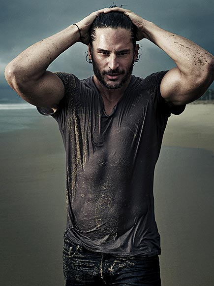 wet Joe-manganiello