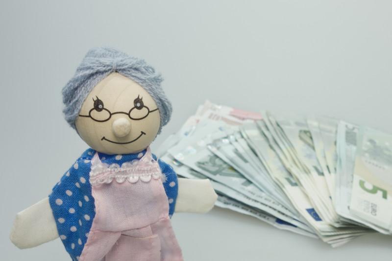 Готовы платить налоги с пенсии?