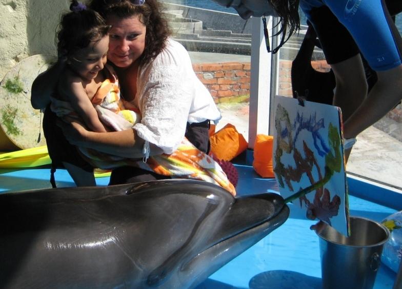 дельфины 2012.07 июль-3 min