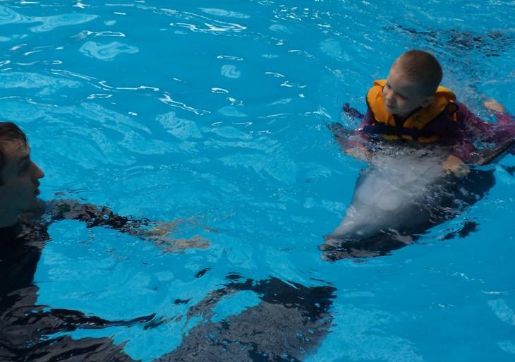 дельфинотерапия-2012 октябрь-2
