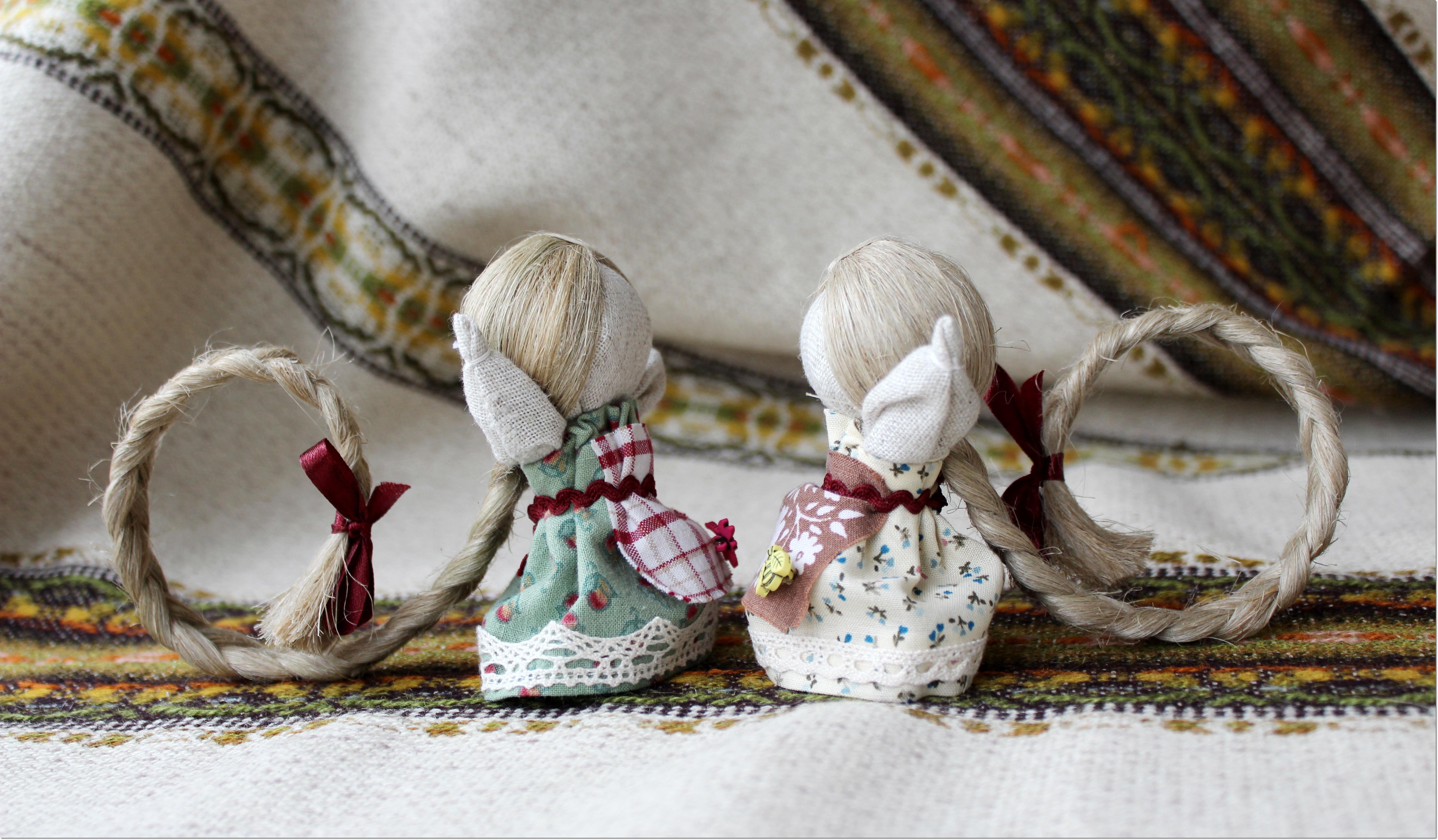 кукла оберег на счастье значение все-таки