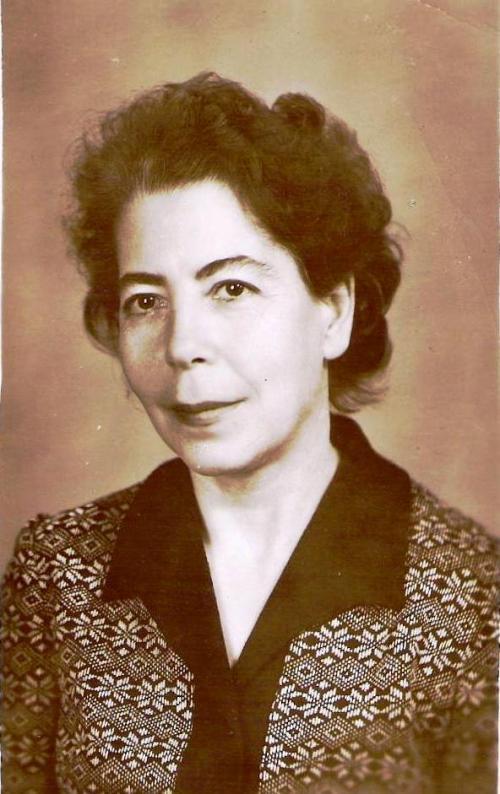 Моя мама. Людмила Яковлевна