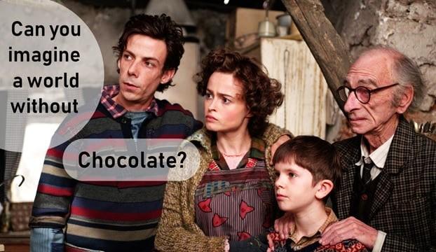 Вы можете себе представить мир без шоколада?