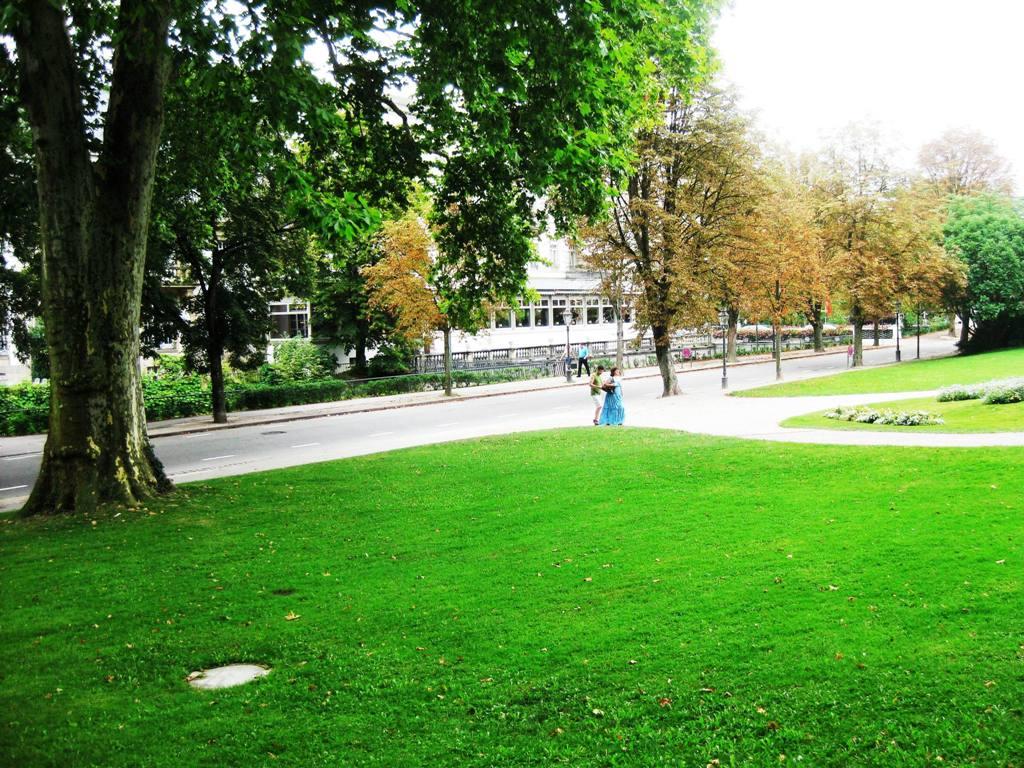 Осень в Баден- Бадене