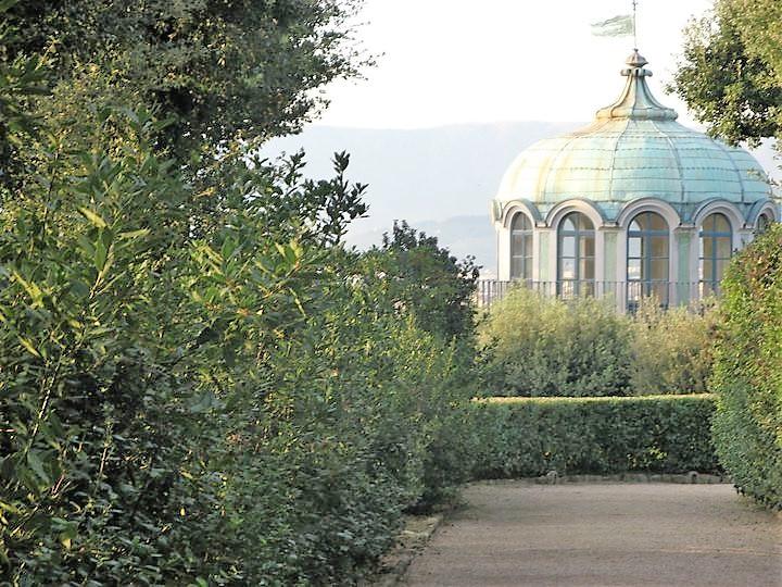Флоренция. Сады Боболи