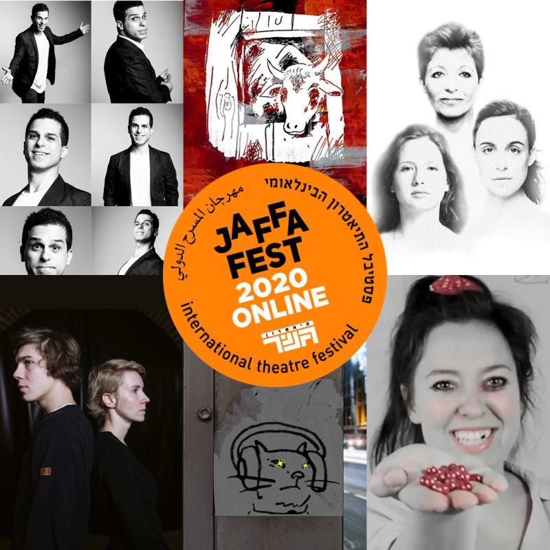 Jaffa Fest в режиме онлайн