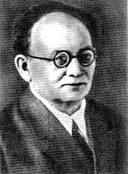 Яков Исаакович Богорад. 1930-е.