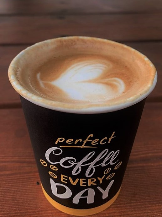 Мой кофе