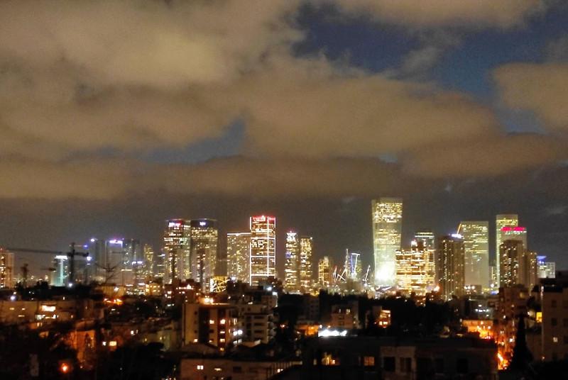 Огни Тель Авива