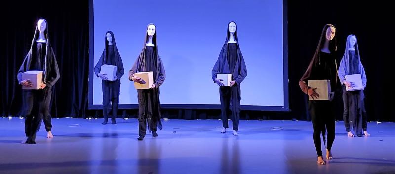 Театр танца  Рины Шенфельд