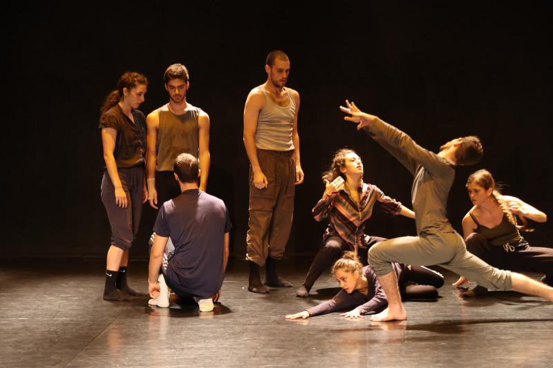 Сцена из балета Эммануле Гата