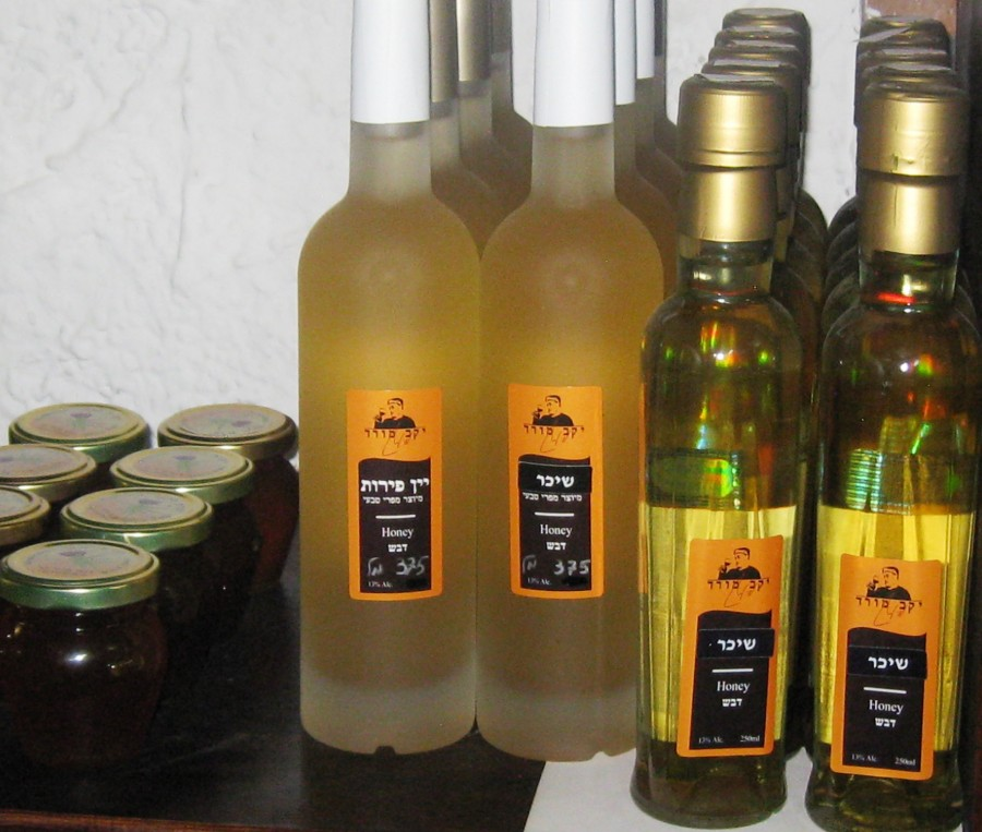 Яков Морад и его вино