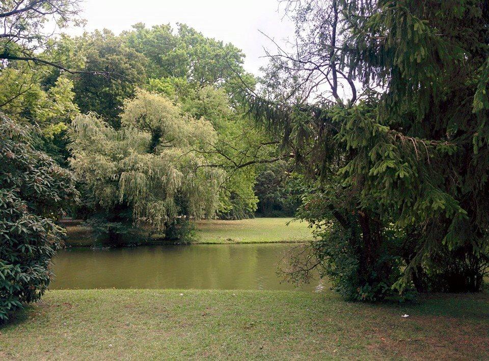 Лаксенбургский парк